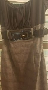 Sz 7 Cap Sleeve Dress. 1st Day School/Business.